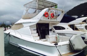 Carbrasmar - 46 Flybridge