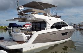Sessa - 42 Flybridge