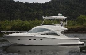 Ml Yachts - Cruise Fisherman 53