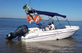 Brasboats - 190 FlyFish
