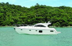Top Line Yachts - Top Line 410 Hard Top